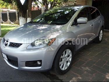 Foto venta Auto usado Mazda CX-7 i Grand Touring 2.5L (2008) color Gris Metropolitano precio $159,000