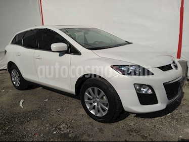 foto Mazda CX-7 i Grand Touring 2.5L usado (2012) color Blanco precio $164,000