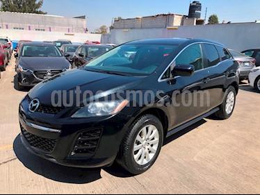 Foto venta Auto usado Mazda CX-7 i Grand Touring 2.5L (2011) color Negro Noche precio $159,900