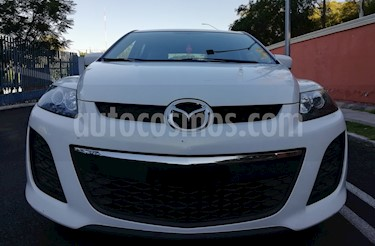Foto Mazda CX-7 i Grand Touring 2.5L usado (2010) color Blanco Cristal precio $140,000