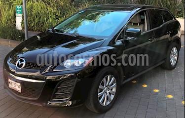 Foto venta Auto usado Mazda CX-7 i Grand Touring 2.5L (2011) color Negro Noche precio $130,000