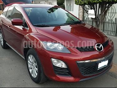 Mazda CX-7 i Grand Touring 2.5L usado (2012) color Rojo precio $185,000