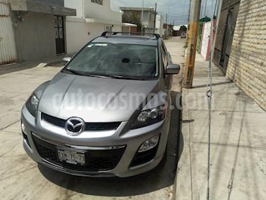 Mazda CX-7 i Grand Touring 2.5L usado (2012) color Plata precio $170,000
