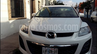 Mazda CX-7 i Sport 2.5L usado (2011) color Blanco precio $149,900