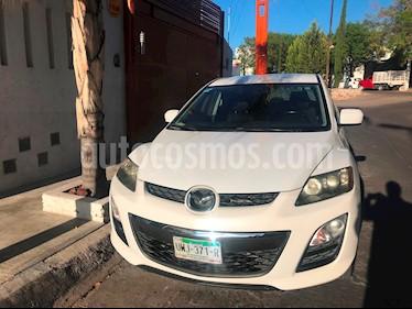 Foto venta Auto usado Mazda CX-7 i Sport 2.5L (2012) color Blanco precio $152,000
