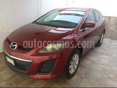 Mazda CX-7 i Sport 2.5L usado (2011) color Rojo Cobrizo precio $153,000