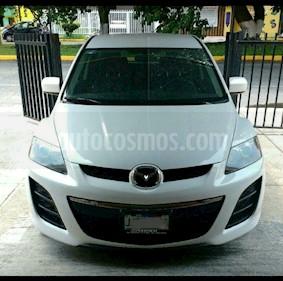 Mazda CX-7 i Sport 2.5L usado (2011) color Blanco precio $160,000