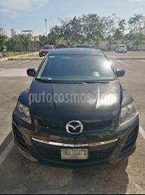 Mazda CX-7 Grand Touring usado (2010) color Negro precio $129,000