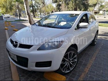 Mazda CX-7 Grand Touring usado (2009) color Blanco Cristal precio $118,500