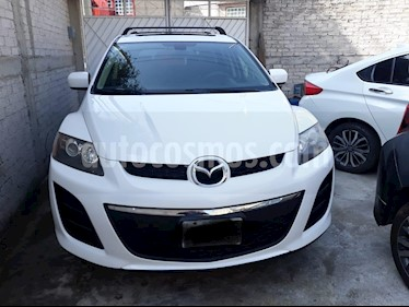 Mazda CX-7 i Grand Touring 2.5L usado (2011) color Blanco precio $135,000