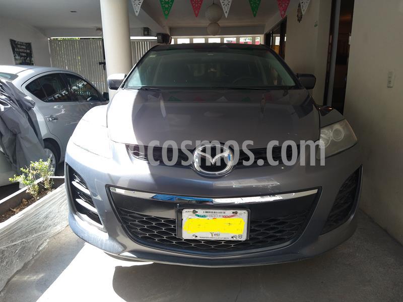 foto Mazda CX-7 Sport usado (2010) color Gris Galáctico precio $135,000