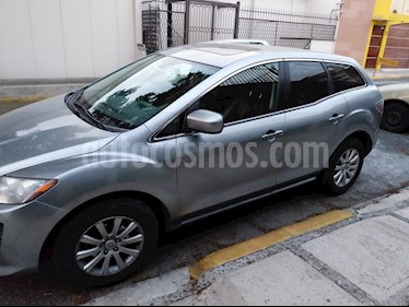 Mazda CX-7 Grand Touring usado (2011) color Gris Plata  precio $140,000