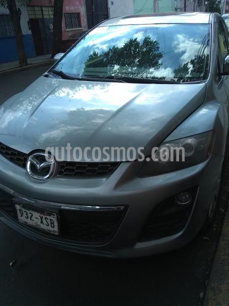 Mazda CX-7 Grand Touring usado (2011) color Gris precio $110,000