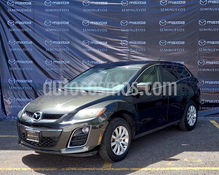 Mazda CX-7 i Grand Touring 2.5L usado (2011) color Negro precio $160,000