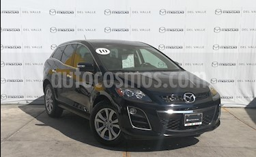 Mazda CX-7 s Grand Touring 4x2 usado (2010) color Negro precio $160,000