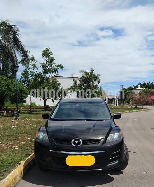 Mazda CX-7 i Sport 2.5L usado (2010) color Negro precio $98,000