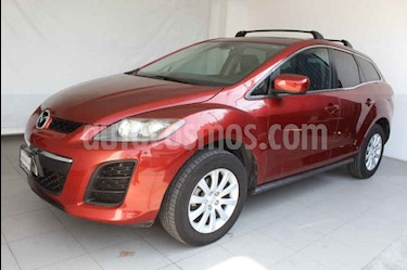 Mazda CX-7 Grand Touring usado (2011) color Rojo precio $159,000