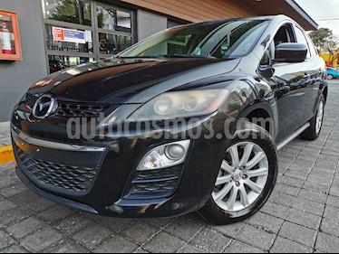 Mazda CX-7 Grand Touring usado (2012) color Negro precio $110,000