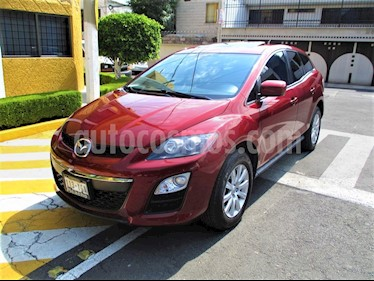 Mazda CX-7 Grand Touring usado (2012) color Rojo Cobrizo precio $149,900
