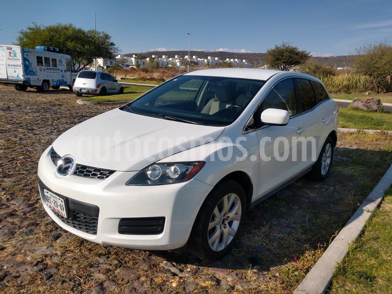 Mazda CX-7 Sport usado (2009) color Blanco Cristal precio $120,000