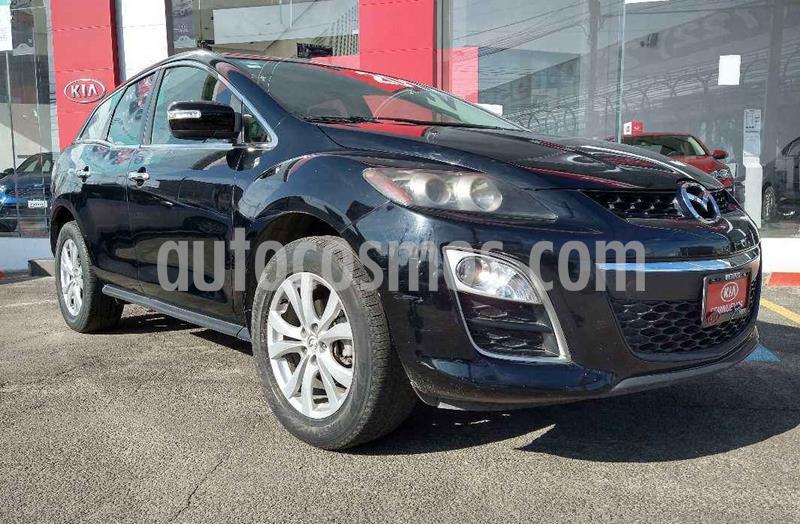 Mazda CX-7 Grand Touring usado (2012) color Negro precio $179,900