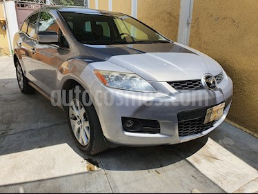 Mazda CX-7 s Grand Touring AWD usado (2007) color Plata precio $95,000