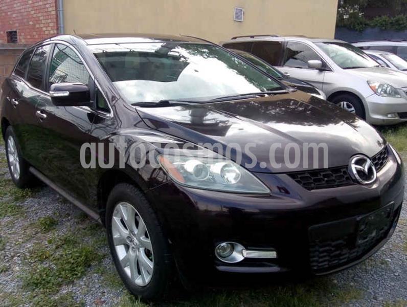 foto Mazda CX-7 Grand Touring usado (2009) color Vino Tinto precio $115,000