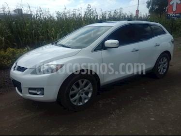 Mazda CX-7 s Grand Touring AWD usado (2009) color Blanco precio $115,000