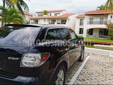 Mazda CX-7 s Grand Touring  usado (2008) color Negro precio $120,000