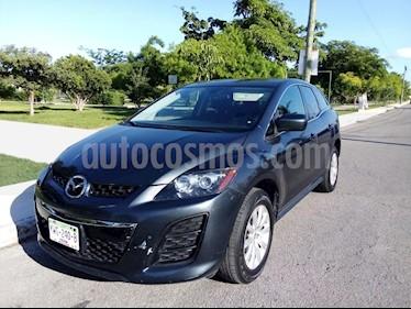 foto Mazda CX-7 Sport usado (2011) color Gris precio $140,000