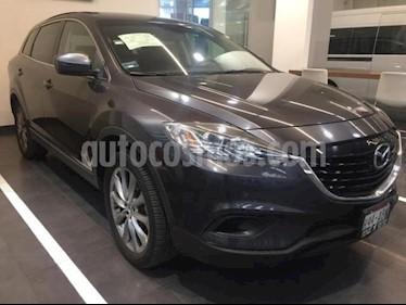 Foto Mazda CX-9 5p Sport V6/3.7 Aut usado (2015) color Gris precio $299,000