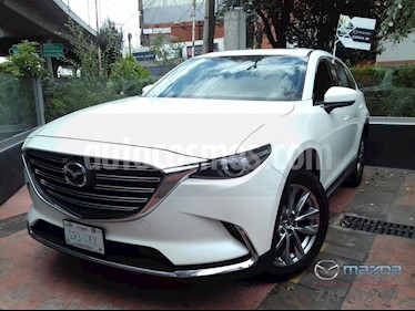 Mazda CX-9 Grand Touring AWD usado (2016) color Blanco Cristal precio $395,000