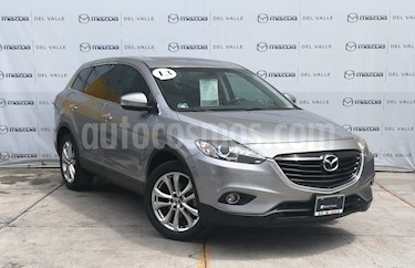 Foto venta Auto usado Mazda CX-9 Grand Touring AWD (2013) color Gris precio $280,000