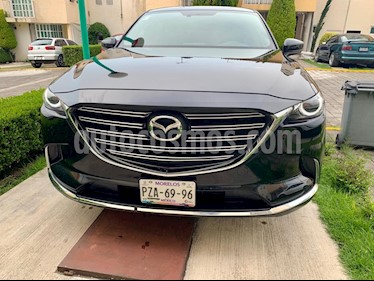 Mazda CX-9 Grand Touring AWD usado (2016) color Negro precio $440,000