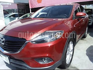 Foto Mazda CX-9 Grand Touring usado (2015) color Rojo precio $280,000