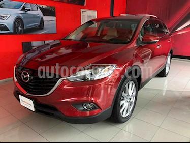 Foto venta Auto usado Mazda CX-9 Grand Touring (2015) color Rojo precio $265,000