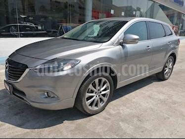Foto venta Auto usado Mazda CX-9 Grand Touring (2015) color Gris precio $310,000