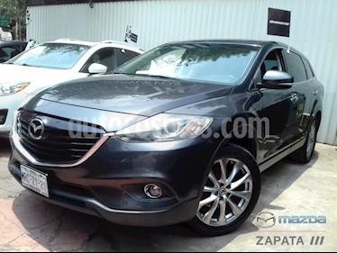 Foto venta Auto usado Mazda CX-9 Grand Touring (2014) color Gris Delfin precio $255,000
