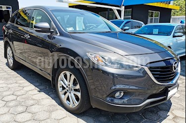 Foto venta Auto usado Mazda CX-9 Grand Touring (2013) color Gris precio $240,000