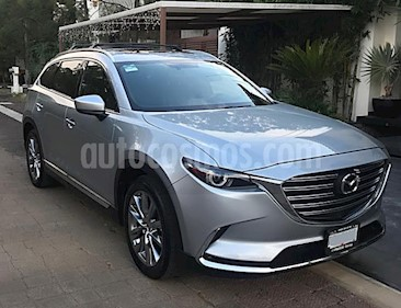 Mazda CX-9 i Grand Touring AWD usado (2017) color Plata Sonic precio $470,000