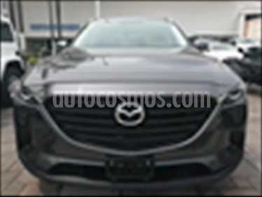 Mazda CX-9 i Sport usado (2017) color Gris Oscuro precio $410,000