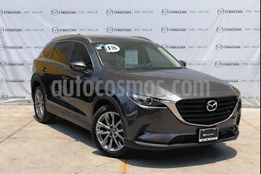 Foto venta Auto usado Mazda CX-9 i Sport (2018) color Gris Titanio precio $539,000