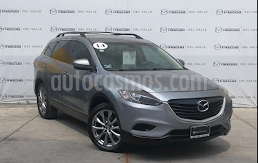 Foto Mazda CX-9 i Sport usado (2014) color Gris precio $240,000