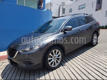 Mazda CX-9 i Sport usado (2014) color Gris Titanio precio $225,000