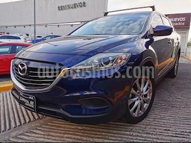 Mazda CX-9 Sport usado (2014) color Azul Tormenta precio $220,000
