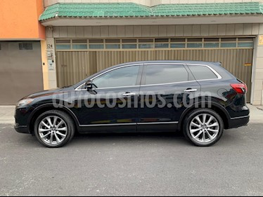 Mazda CX-9 Grand Touring AWD usado (2015) color Negro precio $340,000