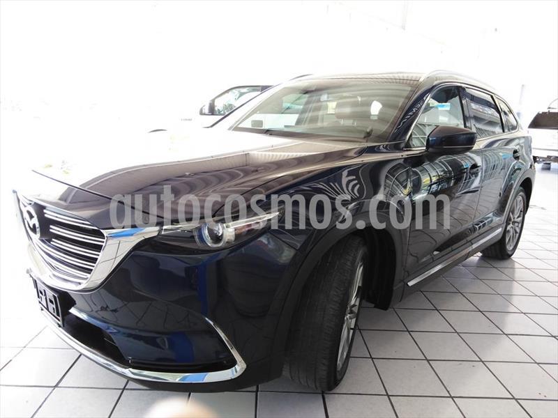 Mazda CX-9 SIGNATURE AWD usado (2018) color Azul Marino precio $515,000
