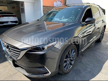 Mazda CX-9 Grand Touring AWD usado (2016) color Gris precio $369,000