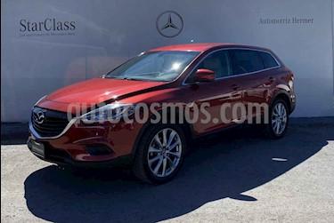 Mazda CX-9 Grand Touring usado (2014) color Vino Tinto precio $254,900