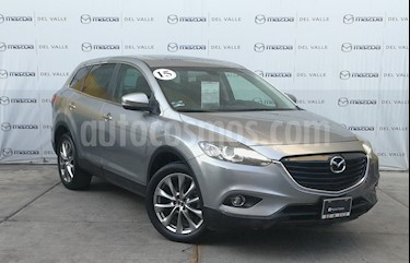 Mazda CX-9 Grand Touring AWD usado (2015) color Aluminio precio $330,000